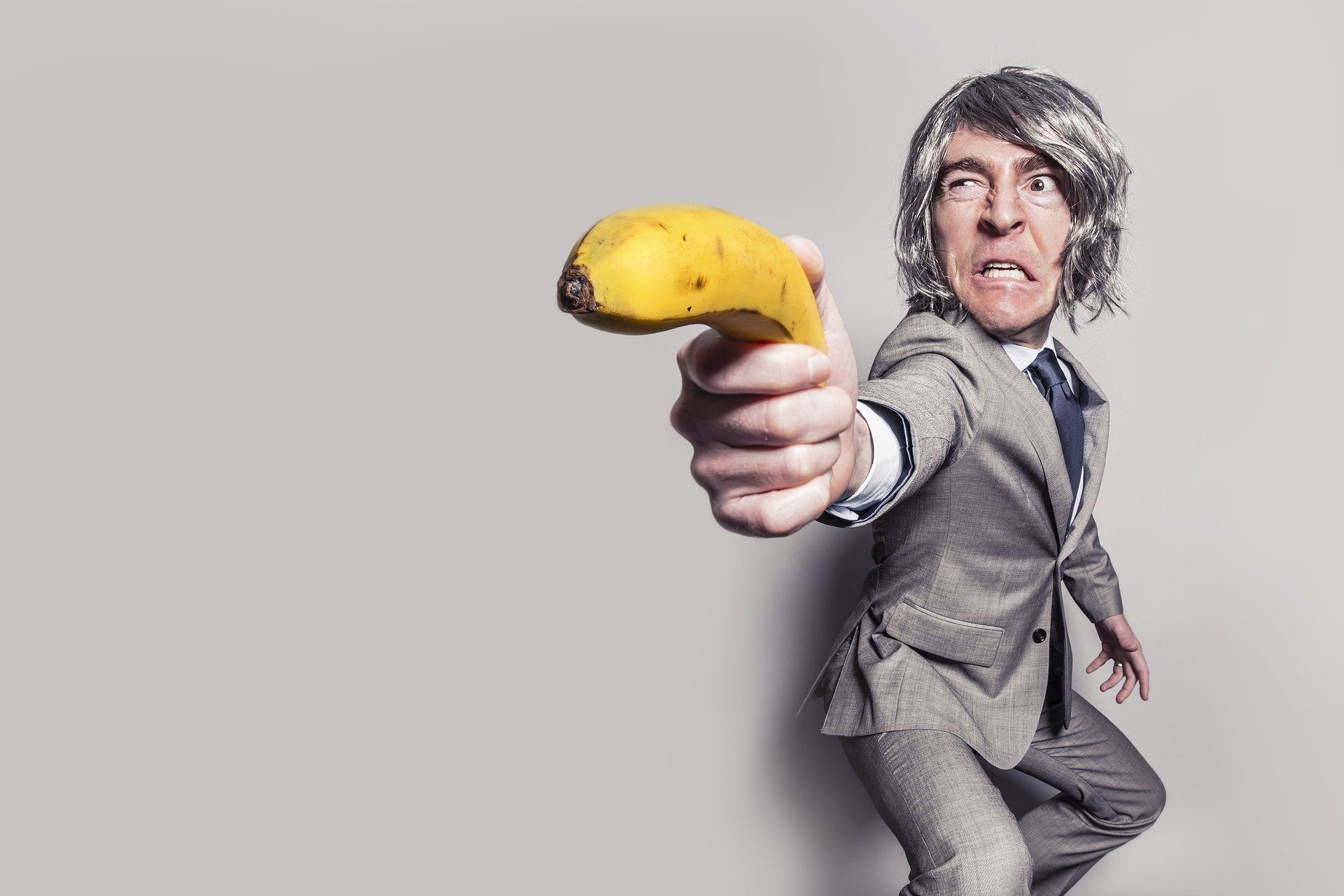 おっさんバナナ